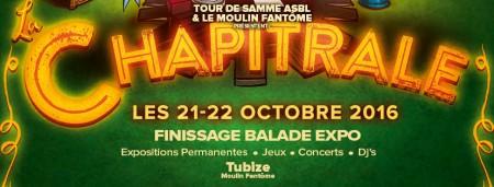 La Chapitrale - Balade Expo