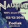 Nautilus #4 100% drum'n'bass & Bday Seka