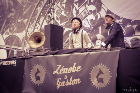 Zenobe et Gaston - photo