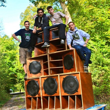 High'N'Irie Sound System - photo