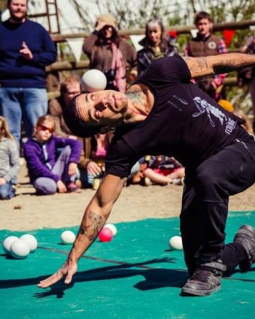silva moises juggling