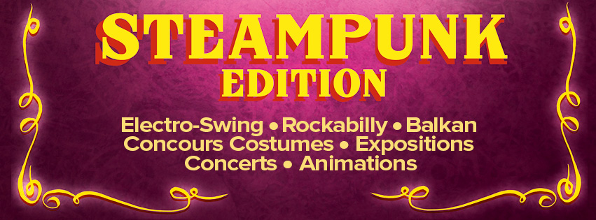 Steampunk Edition banner
